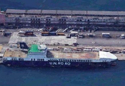 I portuali in lotta contro il transito di armi. Da Genova ad Amburgo