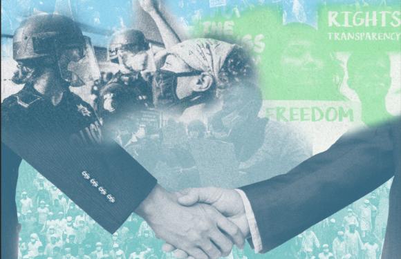 """Il silenzio delle Banche """"pubbliche"""" sulla repressione durante la pandemia"""