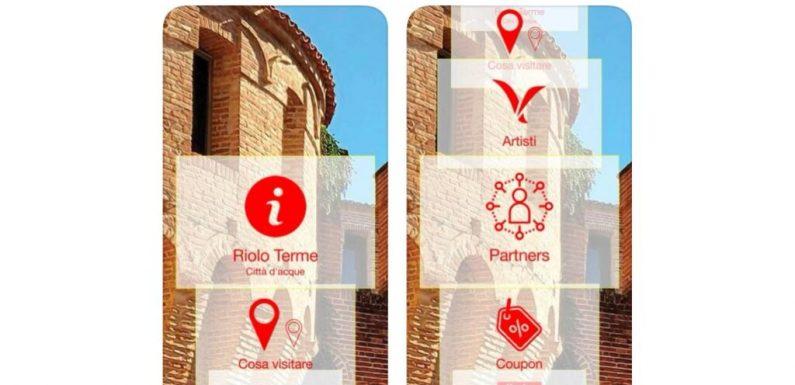 La nuova app Pro Loco di Riolo Terme con tanti consigli per visitare il territorio