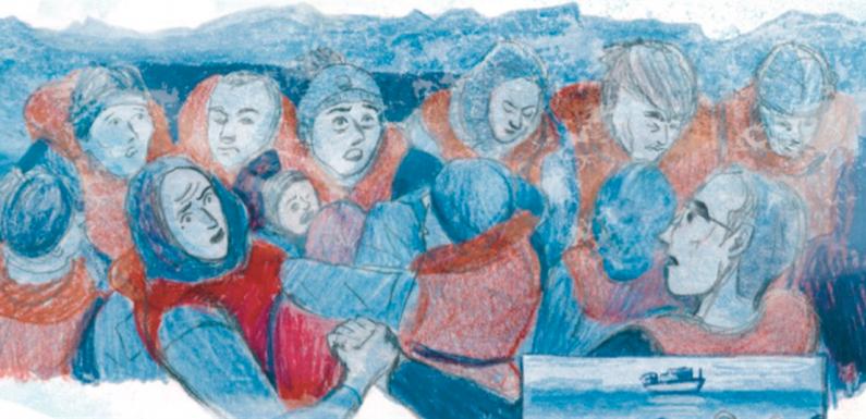 Maternità e migrazione, una storia che non viene raccontata