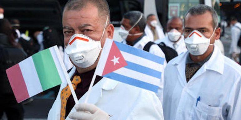 Potere al Popolo denuncia il tentativo di destabilizzazione in corso a Cuba!