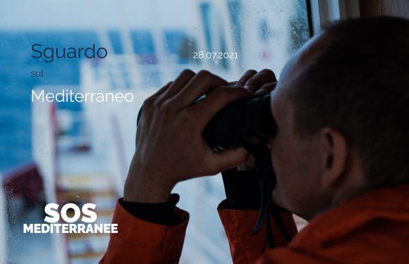 SGUARDO SUL MEDITERRANEO #34 – Imbarcazioni in difficoltà, naufragi, operazioni di soccorso e respingimenti: news sulle ultime due settimane nel Mediterraneo centrale