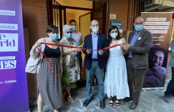 Spazio Donna WeWorld, a Bologna il centro gestito da Cadiai per le donne a rischio violenza