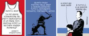 Taglio alto/Genova 2001-Italia 2021