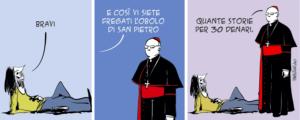 Taglio alto/L'obolo di S. Pietro