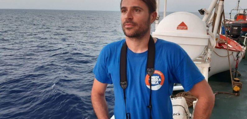 Intervista a Iasonas Apostolopoulos, capo soccorritore Mediterranea e MSF