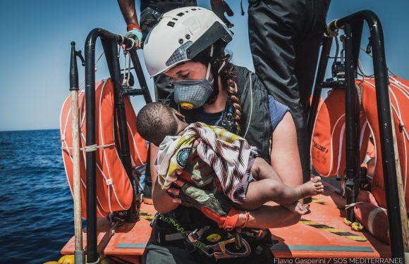RAPPORTO DI MISSIONE – Rotazione 14: 555 persone soccorse nel Mediterraneo centrale