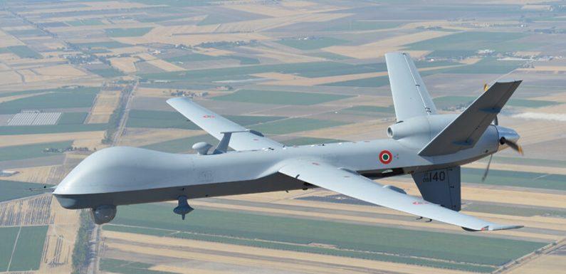 Armati: i droni sono pronti a sparare