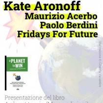 Clima e capitalismo. Kate Aronoff a Roma domenica 26 con Paolo Berdini