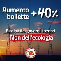 Contro gli aumenti delle bollette serve l'energia pubblica
