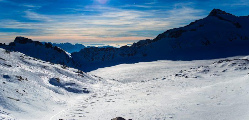 Due terzi dei ghiacciai alpini a rischio anche rispettando gli Accordi di Parigi