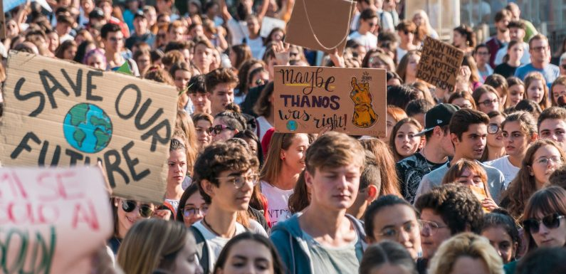 Fermare i cambiamenti climatici significa lottare per i diritti umani