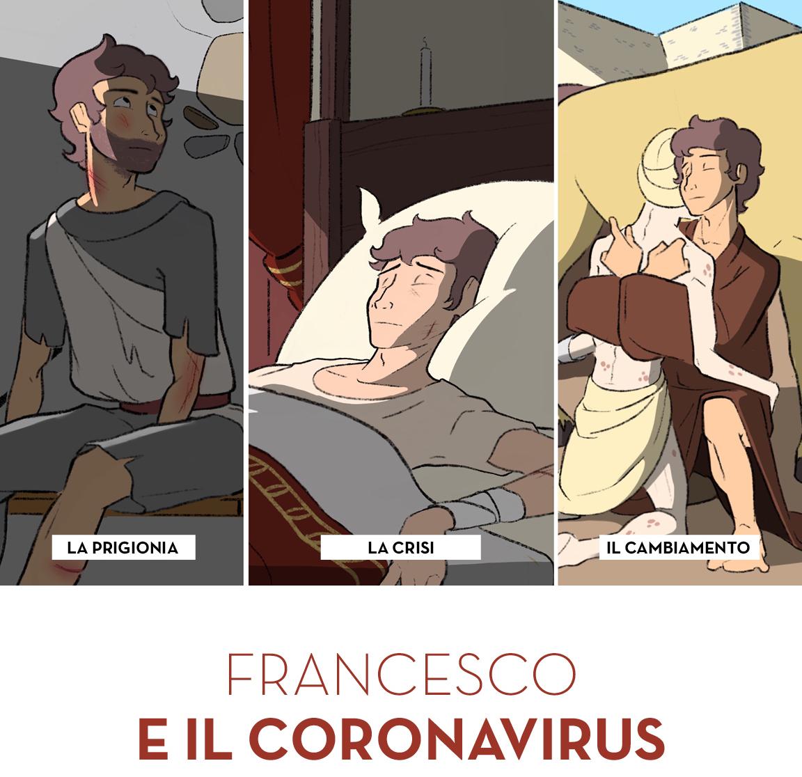 CopertinaFrancescoCoronavirus