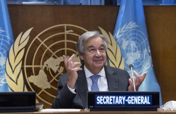 Guterres striglia i governi all'Assemblea Generale dell'ONU