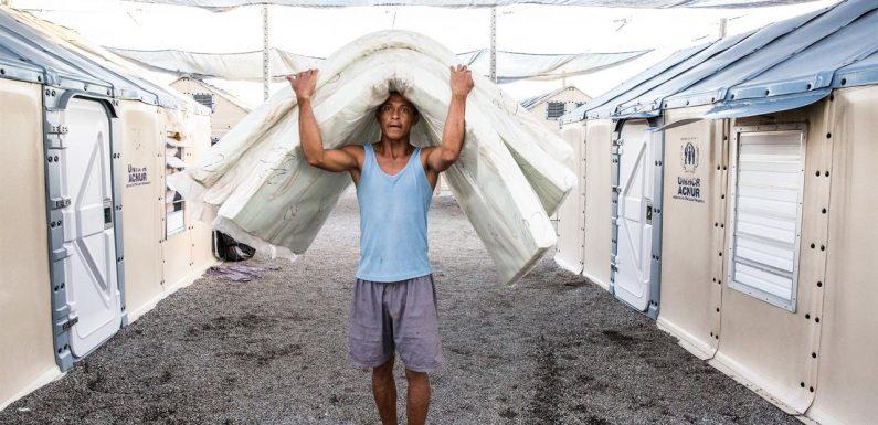 I volti e la nuova vita dei rifugiati venezuelani accolti in Brasile