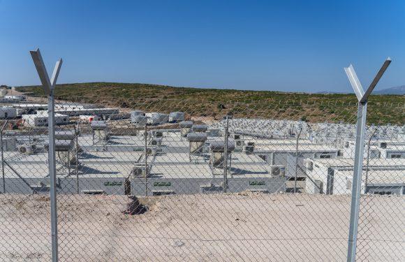 Il nuovo campo sull'isola di Samos e la fine del sistema d'asilo in Grecia