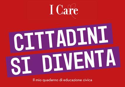 Il primo Quaderno di Educazione Civica
