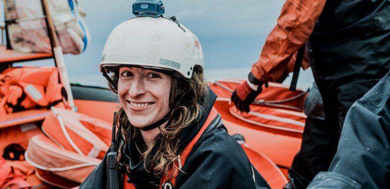 La Testimonianza: 3 domande a Pauline, ginecologa a bordo della Ocean Viking