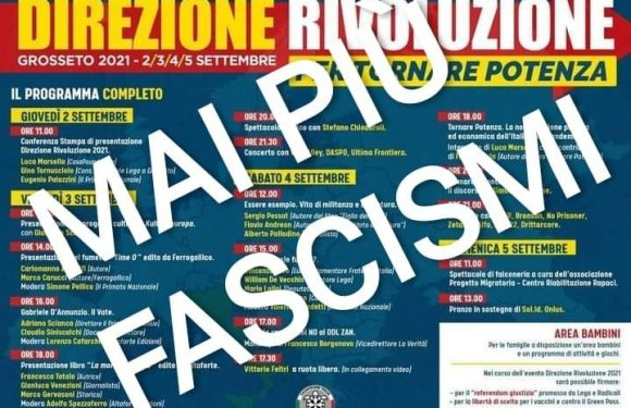 """Pagliarulo: """"Tanti leghisti hanno nostalgia del fascismo checché ne dica Salvini"""""""