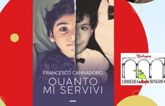 """Presentazione di """"Quanto mi servivi"""" di Francesco Cannadoro"""