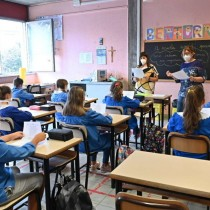 RIFONDAZIONE: MINISTRO BIANCHI CELEBRA LE CLASSI POLLAIO