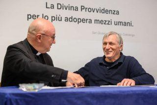 Un protocollo d'intesa nel nome dell'impegno sociale. Cottolengo e il Gruppo Abele insieme per Torino