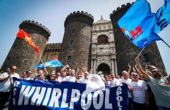 Whirlpool: non abbassiamo la guardia, la lotta continua